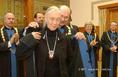 Jane Goodall díszdoktorrá avatása Pécsett
