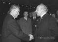 Budapestre érkezett az NSZK külügyminisztere