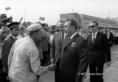 Elutazott a szovjet párt- és kormányküldöttség Budapestről
