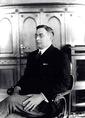 Klebelsberg Kunó, belügy- (1924-1922), majd vallás- és közoktatásügyi miniszter (1922-1931)