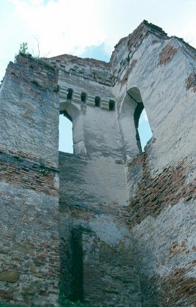 A szelindek templomvár egykori tornya