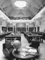 Az Állami Gorkij Könyvtárban