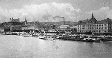A Duna és Pozsony kapcsolata I.