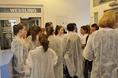 Azbesztcsapda - Laboratóriumi nyílt nap iskolásoknak