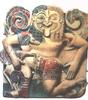 Medúzát ábrázoló oltárszobor a szicíliai görög gyarmatról, Szürakuszaiból