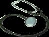 A szívhangok vizsgálatához fonendoszkóp alkalmazása