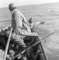 Olasz vadászok a Hortobágyon