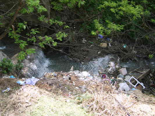 Vízszennyezés