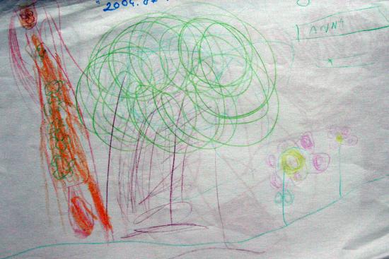 Gyerek rajz