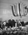 A KGST XXI. ülésszakának zárásakor Apró Antal mond beszédet