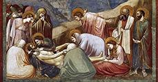 Giotto: Krisztus siratása