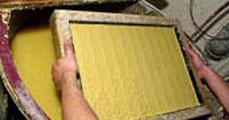 Papírmerítés - otthon
