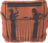 Görög asszonyok szőnek