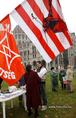 A Magyarország - Gondozott Kert Mozgalom demonstrációja