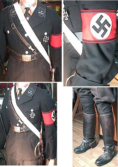 SS uniformis