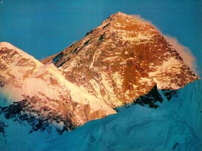 Mount Everest (Csomolungma)