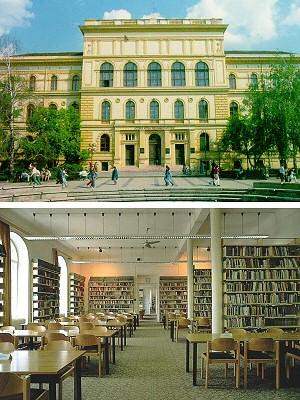 Az SZTE Egyetemi Könyvtár