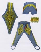 Huszártiszti nadrág (1840)