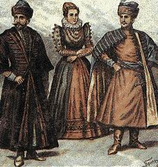 Magyar urak és hölgyek a 17. században