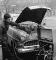Autóvizsgáló műszer