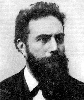 Wilhelm Röntgen (1845-1921)