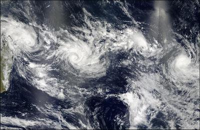 Trópusi ciklon