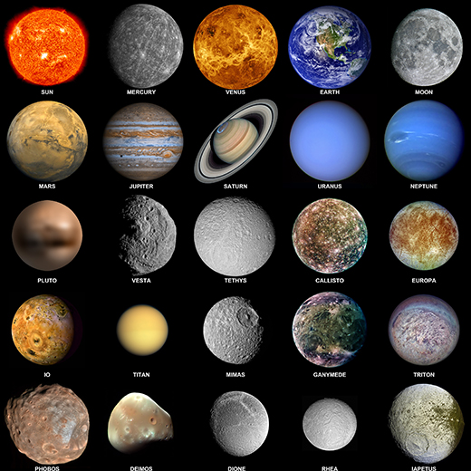 which planets and moons have water - photo #7