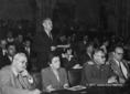 Munka közben az Országgyűlés 1953-ban