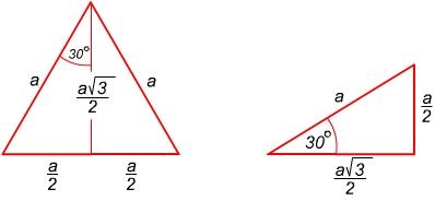 Egyenlő szárú derékszögű háromszög