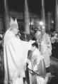 Az új egri érsek püspökké szentelése és beiktatása