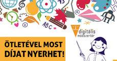 Díjazzák a pedagógusok digitális ötleteit