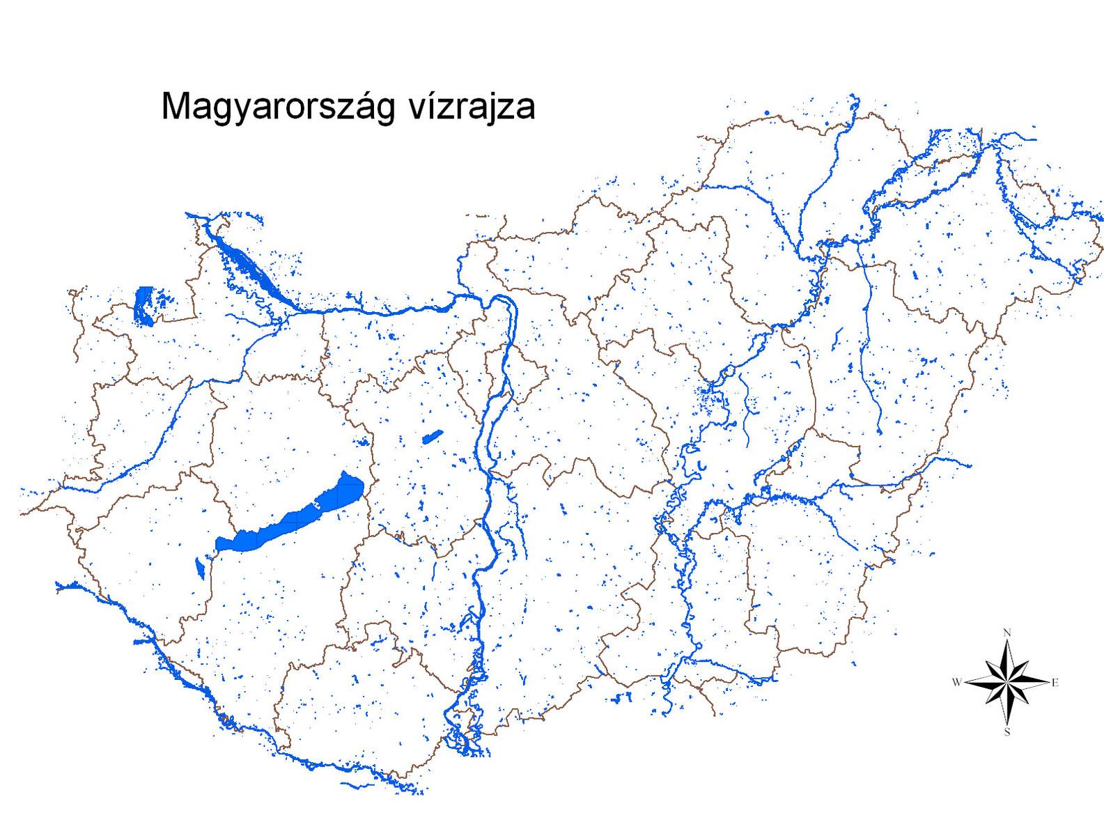Duna Terkep Magyarorszag Marlpoint