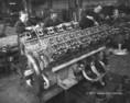 Földgázzal működő motor szerelése