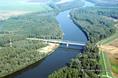 Új Tisza-híd Dombrád és Cigánd között