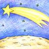 Sárga fényű csillag