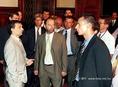 Orbán Viktor fogadta az ügyvédválogatott tagjait