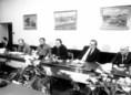A SZOT és az MDF vezetőinek találkozója.