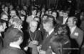 Cyrus Vance és Dr. Lékai László a koronázási ékszerek hazaérkezésekor
