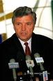 Somogyi Ferenc sajtótájékoztatója