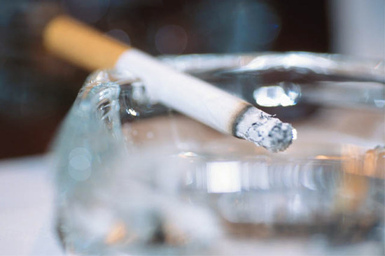 A dohányfüst