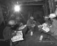 Ebéd a bányában