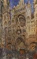 Claude Monet: A roueni katedrális
