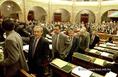 Kivonul az ellenzék a költségvetés módosító javaslatainak zárószavazása előtt