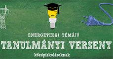 Energetikai témájú tanulmányi verseny