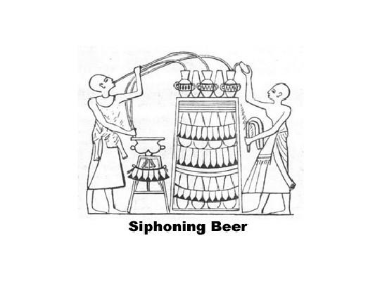 A sör Egyiptomban