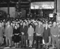 Csehszlovák-magyar baráti nagygyűlés a prágai Tatra-gyárban