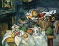 Paul Cézanne: Csendélet almáskosárral