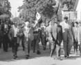 Szovjet kormányküldöttség Budapesten