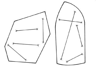 Konvex sokszög- ábra