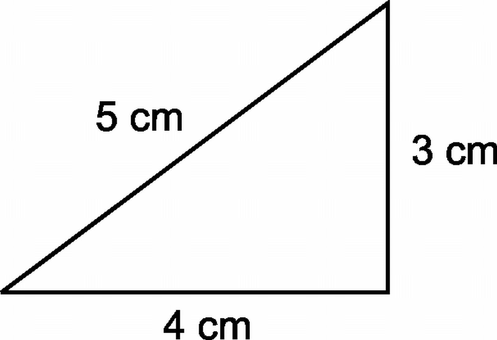 Háromszög oldalai